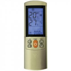 Mando Universal para Aire Acondicionado Air plus. Mod. MAN372
