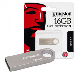 MEMORIA USB 16GB KINGSTON SPECIAL EDITION. Mod. 9DTSE9H/16GB