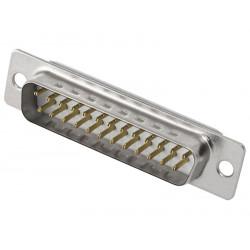 Conector SUB-D macho