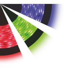 Kit tira de LED flexible 5m. IP65. Mod. 81.025/RGB