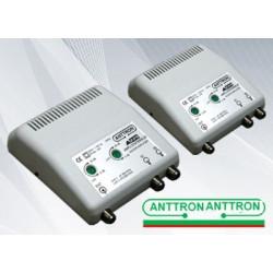 AMPLIFICADOR INTERIOR VHF/UHF 2 SAL (25 DB) LTE SMA227