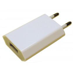 CARGADOR USB 220V.-5,0V. 1A
