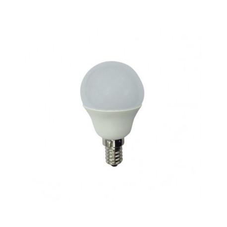 BENITO 460lm esférica 3000KMod451406WW LED ECOBADAJOZ 6W E14 Lámpara DON kiPOXZu
