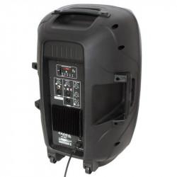 "ALTAVOZ AUTOAMPLIFICADO IBIZA SOUND BT8A 8"" 150W USB/SD/BLUETOOTH"