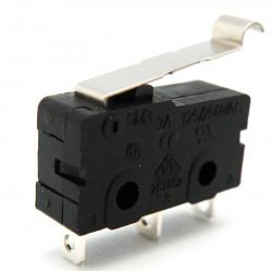 Micro-interruptor palanca 125V 5A (250V3A)