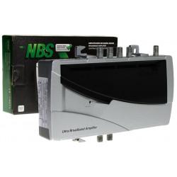 AMPLIF. BLINDADO 1E UHF SBA-100. IKUSI. Mod. SBA100-C60