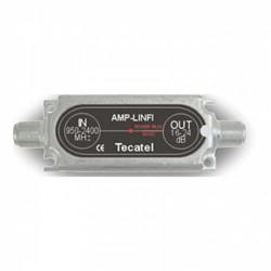 Ampl. de linea FI Tecatel 16-24 dB AMP-LINFI