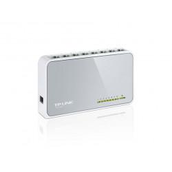 Switch TP-LINK 5 puertos a 10/100 Mbps. Mod. TL-SF1005D