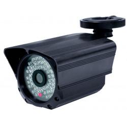 Cámara Color visión nocturna y soporte CAM-080