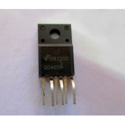 Circuito integrado vertical FSQ0465R