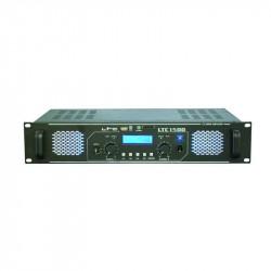 ETAPA DE POTENCIA CON REPRODUCTOR USB/SD/MMC-MP3 LTC AUDIO LTC1500 2x750W