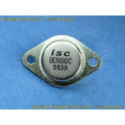Transistor de potencia PNP  BDX66C