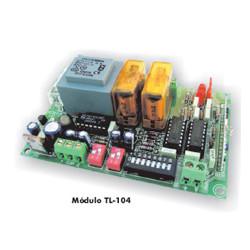 Receptor para emisores con salidas configurables. 1 canal.