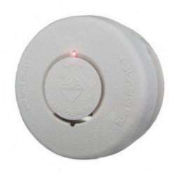 Detector de humo con alarma fotoeléctrico miniatura 50.607 Electro DH