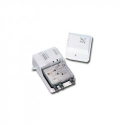 Amplificador interior multibanda UHF-VHF-TDT. Mod 946-7824