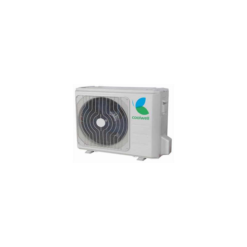 Aire acondicionado split coolwell 6000 frigorias inverter for Aire acondicionado 3500 frigorias inverter