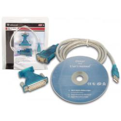 CABLE USB - EN SERIE