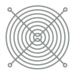 Rejilla para ventiladores 120X120 RJV004