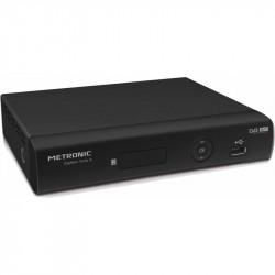 RECETOR SATELITE + TDT + USB- HD METRONIC