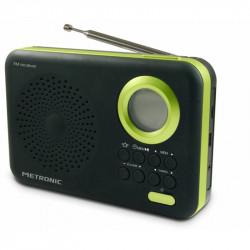 Radio portátil Soft Touch METRONIC 477209