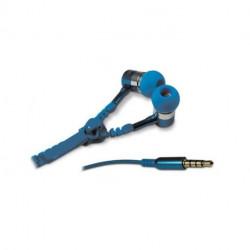 Auricular c/ Micro Azul METRONIC