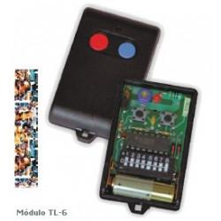 Emisor de R.F. de 1 y 2 canales TL6