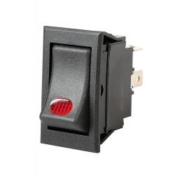 Interruptor de la lámpara con 12 V, 20 A