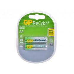 Bateria GP Recyko recargable - AA x 2 - 2000mAh