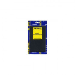 PLaca virgen fibra de vidrio positiva PF200X300