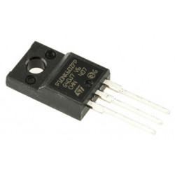 Transistor mosfet canal-N STP10NK60ZFP  10A 600V TO-220FP