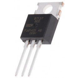 Triac BT137800  TO-220AB