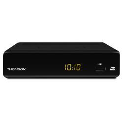 Receptor TDT THOMSON HD, 1 scart, 1 HDMI, USB grabador, dolby digital. THT504+