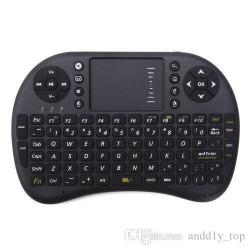 mini teclado inalámbrico con ratón táctil  / Android y Google Smart TV Box