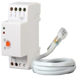Interruptor sensor crepuscular Maclean Energy. Mod. MCE83