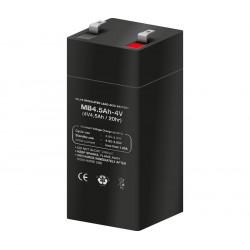 Batería plomo 4,0V/4,5Ah. Mod. BAT323