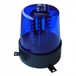 LUZ DE POLICIA LED IBIZA LIGHT JDL010B-LED AZUL