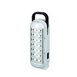 Luz de emergencia recargable DP 21. Mod. LED-713
