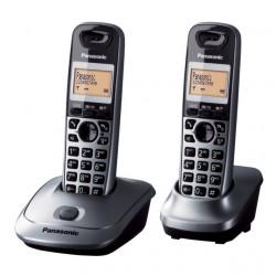Teléfono inalámbrico duo Panasonic KX-TG2512