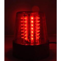 LUZ DE POLICIA LED IBIZA LIGHT JDL010R-LED ROJA (SIN SONIDO)