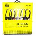 Auricular Aro stereo y micro Hi-Res. Mod. KD-V2