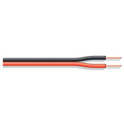 Altavoz Bicolor Rojo-Negro 2x0.5. Mod. K101/050