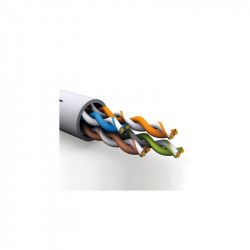 CABLE FLEXIBLE UTP CAT6 METRO. Mod. 398407