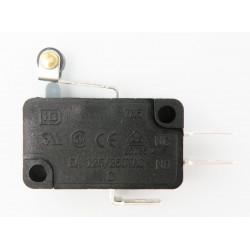 Microinterrupto palanca y roldana on-on. Mod. 2675