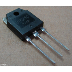 Transistor  de potencia NPN  BD245C