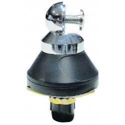 Base N para taladrar para antena co rótula BASEN