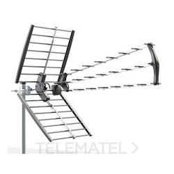 Antena de televisión UHF  Tecatel OSTAFOLDLTE2  G18Db