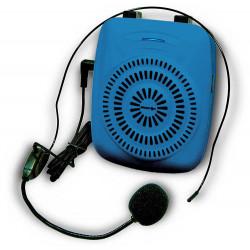 Amplificador personal Brigmton con Micro diadema. Mod. BMD-818