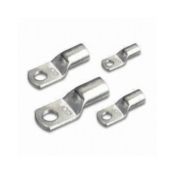 Terminal tubular de pala para cobre 16 mm m8