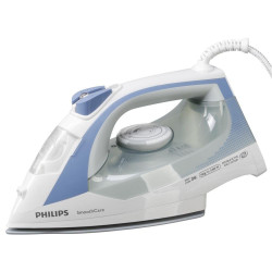 Plancha de Vapor 2400W Steam Glide Philips. Mod. GC3569/02