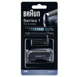 Combi 11B Lámina + Cuchilla S-1 Braun. Mod. 81387933